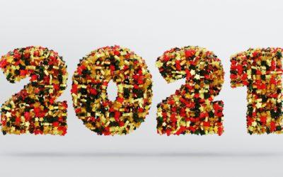 RSAI vous souhaite le meilleur pour 2021